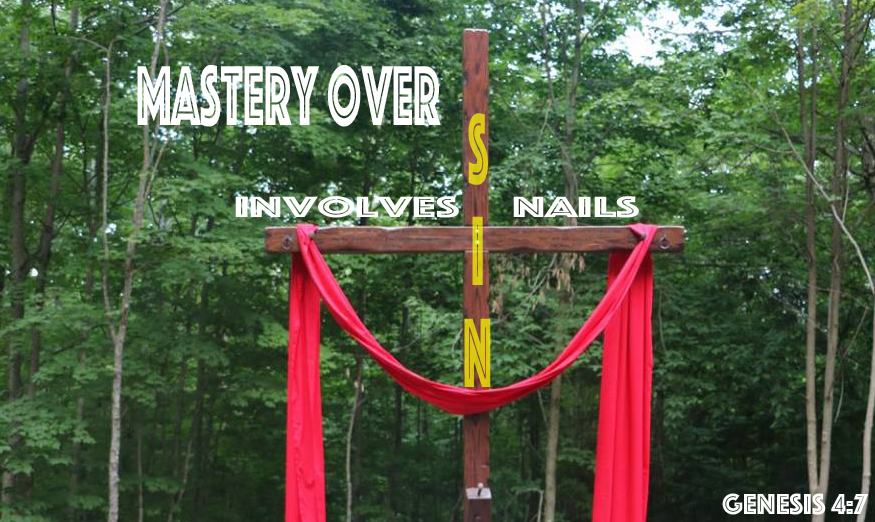 Mastering the Beast of Sin - Moutainside Community Church